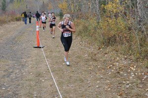 Amanda Patteson, 2012 Womens Team Member, don't need no stinkin' shoes