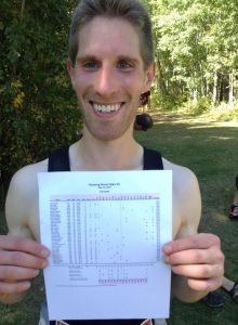 Brandon Wladyko was quite pleased with his 5th place finish in ACAC #1 on Saturday
