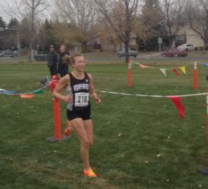 Jamie Wigmore cruises to the win at the 2015 ACAC XC Running Championships